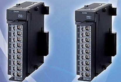 Speciální moduly Panasonic FP7 pro analogové aplikace