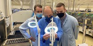 Brněnská firma dokáže za pomoci umělé inteligence ve výrobě rozeznat chyby na produktech