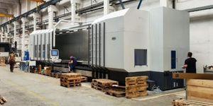 Nové obráběcí centrum Pražské strojírny zrychlí proces výroby až o polovinu