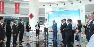 Přímá letecká linka z Tchaj-wanu zrychlí dodávky produktů HIWIN na český trh