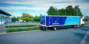 Společnost Emerson spouští akci European Mobile Roadshow