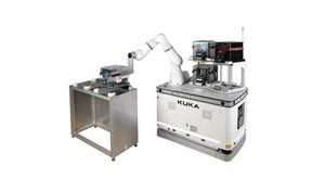 KUKA: Výroba polovodičů s mobilním propojením je rychlá a přesná