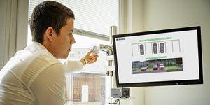 ŠKODA FabLab v pilotním projektu testuje a optimalizuje technologii vyhodnocování obrazu pomocí AI