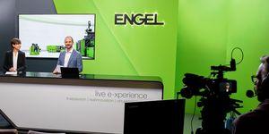 Virtuální veletrh společnosti ENGEL nastavuje nová měřítka