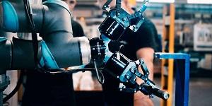 Kolaborativní roboty – Potenciál automatizace v průmyslu kovů a obrábění