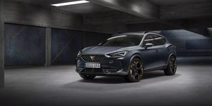 AGC Automotive dodává skla do stylového SUV CUPRA Formentor