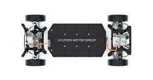 """Hyundai Motor Group vstupuje do elektrické éry jako lídr se speciální elektromobilovou platformou """"E-GMP"""""""