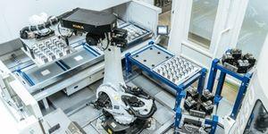 KUKA: Budoucnost obrábění je v modulárních robotických buňkách