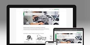 Nová webová prezentace divize Automotive Aftermarket