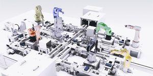 Siemens představuje novou funkci Simatic Robot Library pro snadnou integraci průmyslových robotů do TIA portálu