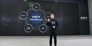 Kia odhaluje strategický plán transformace se zaměřením na elektromobily a řešení mobility