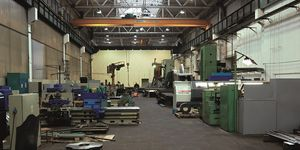 Podlahy do náročných průmyslových výrob a skladů