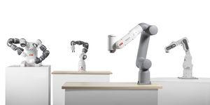 ABB uvádí na trh novou generaci  kolaborativních robotů a otevírá  automatizaci novým uživatelům i odvětvím