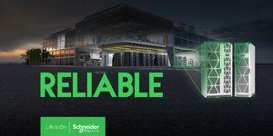 Schneider Electric rozšiřuje 3fázovou řadu záložních zdrojů Easy UPS 3L z 250 kVA na 600 kVA