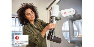 Nový kolaborativní robot GoFa™ z dílny ABB získal prestižní mezinárodní ocenění za produktový design Red Dot: Best of the Best
