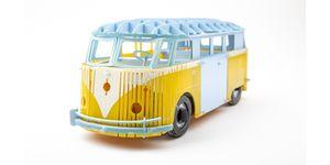Ikonický Volkswagen Van první generace se vrací, tentokrát jako RC stavebnice