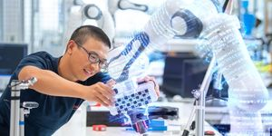 Deset let Průmyslu 4.0: Bosch dosáhl obratu čtyři miliardy eur