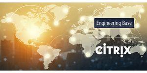 Engineering Base a Citrix – spolupráce s certifikátem