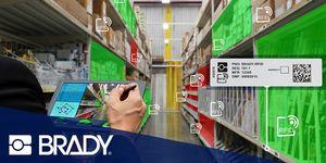 Sledujte položky efektivněji pomocí řešení RFID