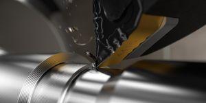 Nákladově efektivní soustružení ocelí