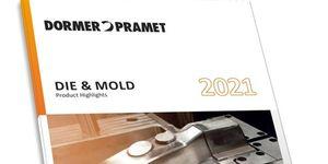Nový katalog standardních nástrojů pro výrobu Forem a Zápustek DORMER PRAMET