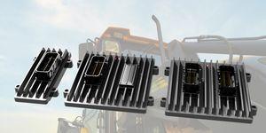 Parker Hannifin – rozšiřující moduly IQAN-XC4x pro řízení hydraulických strojů