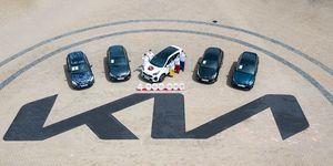 Kia Slovakia prekonala míľnik  4 miliónov vyrobených vozidiel