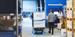 Koch Industries spolupracuje s Mobile Industrial Robots na dodávkách autonomních mobilních robotů