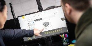 Sdílejte materiály a stroje se svými kolegy digitálně