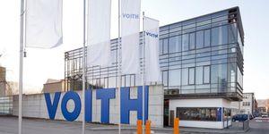 VOITH spoléhá v oblasti inženýrství a automatizace na platformu Engineering Base.