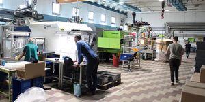 PF Plasty chtějí letos do automatizace a robotizace investovat 30 milionů korun