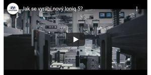 Hyundai prozrazuje podrobnosti o výrobě modelu IONIQ 5