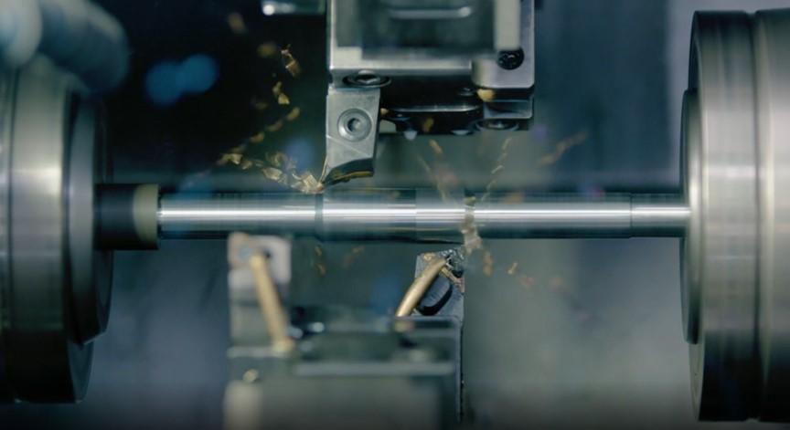 Zvýšení výkonnosti při soustružení ocelí