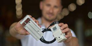 Velecký: Pneumatika se uplatňuje hlavně u jednoúčelových strojů