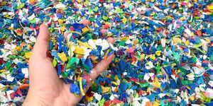 Přímé zpracování plastového odpadu