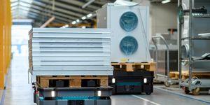Mobile Industrial Robots uvádí dva výkonné autonomní mobilní roboty pro optimalizaci veškeré logistiky