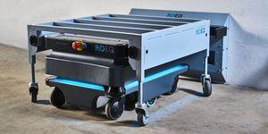 Mobilní robotické příslušenství – nový segment na trhu s roboty