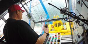Síťová komunikace otevírá nové možnosti pro průmyslové joysticky