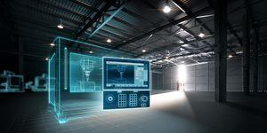 Siemens představuje možnosti flexibilního a udržitelného využití dat v průmyslu obráběcích strojů