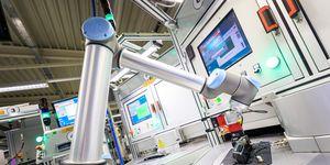 Chytrá automatizace v Continentalu v Brandýse: virtuální realita i roboti ve výrobě