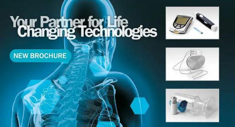 Trelleborg Healthcare & Medical – Your Partner for Life Changing Technologies