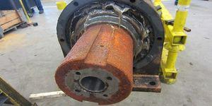 Soudečková ložiska NSK SWR pro linky kontinuálního lití oceli